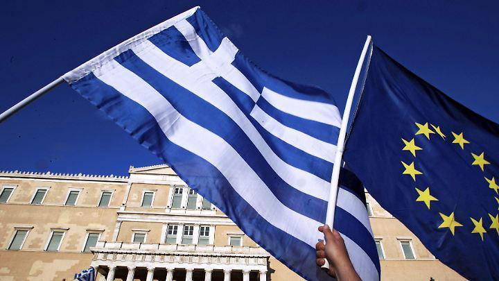 Griechenland bekommt die nächste Tranche: Wohl dem, der geduldige und finanzstarke Partner hat.