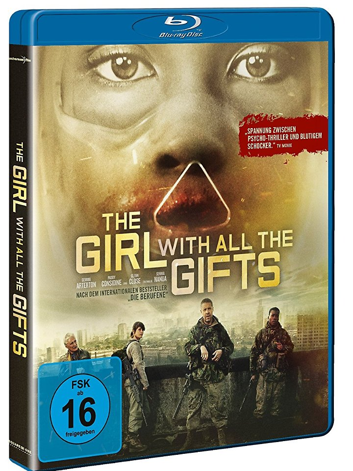 """The Girl with all the Gifts"" ist bei Universum erschienen."