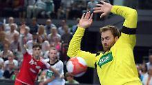 Ungeschlagen durch die EM-Quali: Handballer halten sich schadlos
