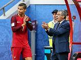 Später Ausgleich: Portugal verpatzt Confed-Cup-Auftakt