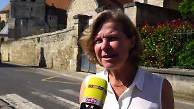 Emmanuelle Bour repräsentiert den neuen Typus des Amateurpolitikers in Frankreich.