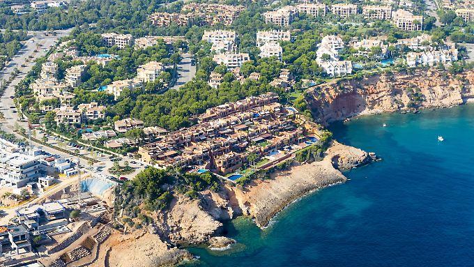 Mallorca ist im Juli und August nahezu ausgebucht.