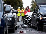 Wer im Extremfall sterben muss: Autonome Autos sollen lieber Tiere töten
