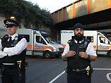 In letzter Zeit auffällig: Täter von London ist Vater aus Cardiff