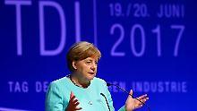 Soli bis 2020 abschaffen: Merkel sieht keinen Bedarf für Rentenreform