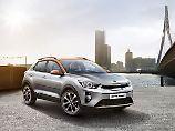 Ein SUV - was sonst: Kia stellt neuen Stonic vor
