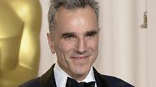 Er ist der einzige Schauspieler, der dreimal den Oscar als bester Hauptdarsteller erhielt: Daniel Day-Lewis.