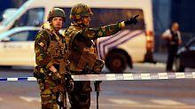 Terroranschlag im Bahnhof: Mutmaßlicher Attentäter von Brüssel ist tot