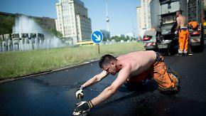 Kein Recht auf Hitzefrei: Arbeitgeber müssen Schutz gewährleisten