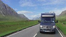 Schottland ganz individuell: Mit dem Reisemobil durch die Highlands