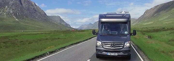 n-tv Ratgeber: Mit dem Reisemobil durch Schottland