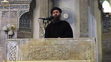 Wo steckt der Terrorführer?: Al-Bagdadi scheint verschwunden