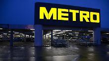 Der Börsen-Tag: Metro-Anleger profitieren kaum von Aufspaltung