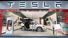 Im Model X von Tesla könnte bald ein eigener Musik-Streamingdienst des Elektrobauers laufen.