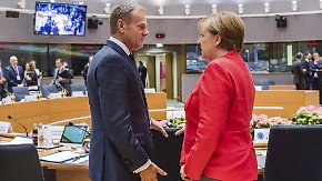 """""""Unter unseren Erwartungen"""": Mays Vorschläge stoßen bei EU-Gipfel auf Skepsis"""