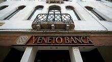 EZB sieht kaum Überlebenschance: Veneto-Banken stehen vor dem Aus