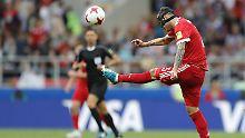 Mexiko besiegen oder fliegen: Russland kämpft gegen Confed-Cup-Aus
