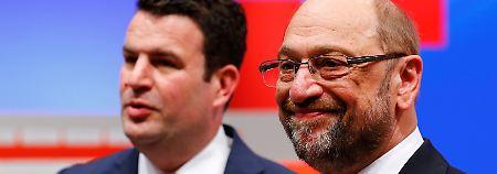 """""""Arroganz der Macht"""": Schulz reitet scharfe Attacke auf die Union"""