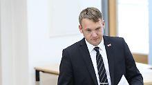 Aussagen aus AfD-Chat: Petry fordert Konsequenzen für Poggenburg