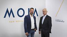 Sammeltaxis mit sechs Sitzen: VW-Tochter Moia plant E-Shuttles