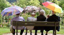 Zweites Jahr in Folge: Rentenkasse macht Minus