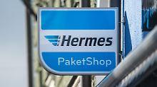 Hermes geht mit dem Preis hoch.
