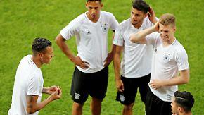 Leistungssteigerung notwendig: Deutsche U21 trifft auf starke Engländer