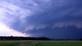 Sonne, Wolken, Regen und Gewitter: Siebenschläfertag verheißt nicht allzu Gutes