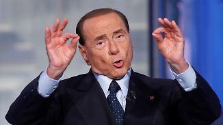 Berlusconi und Prodi: Comeback der Alten in Italien