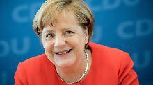 Merkel rückt vom Nein der CDU ab: An der Homo-Ehe soll's nicht scheitern
