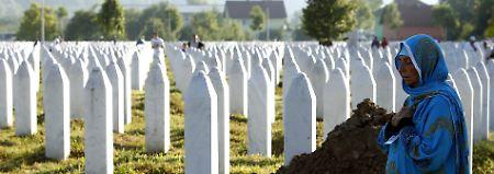 Teilschuld an Massaker: Niederlande muss für Srebrenica zahlen