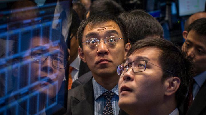 Immer ein besonders spannender Moment: Zu welchem Kurs kommt die junge Aktie an die Börse?