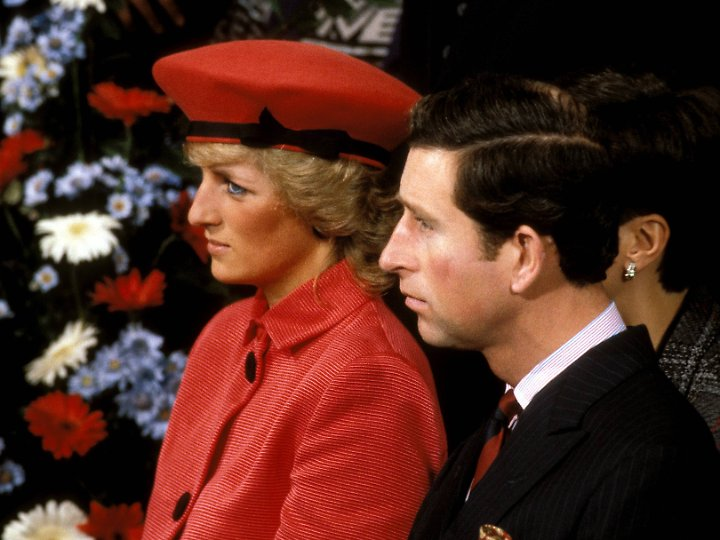 Prinz Charles führte eine unglückliche Ehe mit Diana.