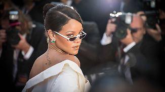 Promi-News des Tages: Geheimnis um Rihannas neuen Lover gelüftet
