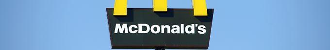 Der Tag: 15:54 In Neu Delhi gibt es kaum noch McDonald's