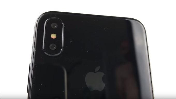 So sieht das iPhone 8 nach Informationen von @onleaks und TigerMobiles aus.