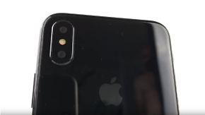 """Das war der Morgen bei n-tv: """"iPhone 8""""-Gerüchte halten Netzgemeinde auf Trab"""