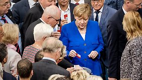 Merkel votiert mit Nein: Bundestag stimmt Ehe für alle zu