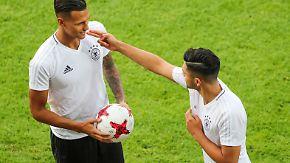 """Traumfinale um EM-Titel: U21 brennt auf """"coole Aufgabe"""" gegen Spanien"""