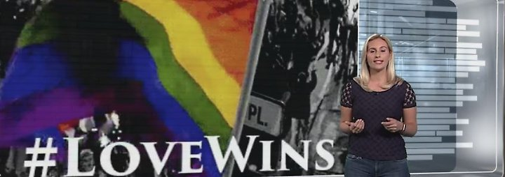 n-tv Netzreporterin: Durchs Internet wehen die Regenbogenfahnen