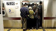 Ehemaliges Technik-Wunder: Der New Yorker U-Bahn geht es schlecht