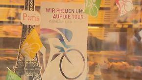 Wenn die Kö zur Rennstrecke wird: Düsseldorf feiert die Tour de France