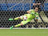 Elfmeter? Chile ist bereit: Empörter Bravo will's dem DFB zeigen