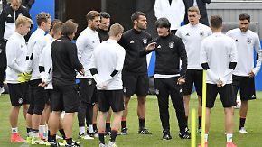 """Finaler Showdown beim Confed Cup: Draxler: """"Sind sicherlich keine B-Mannschaft"""""""