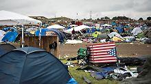 Dosenbier, Dezibel, Dauerregen: Roskilde - zurück in den Schlamm