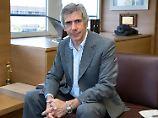 Paolo Barilla in seinem Büro in Parma.