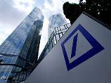 Immer weniger Mitarbeiter sind stolz, bei der Deutschen Bank zu arbeiten.
