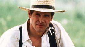 """Mit """"Der einzige Zeuge"""" wandte sich Ford 1985 vorläufig vom Blockbuster-Kino ab."""