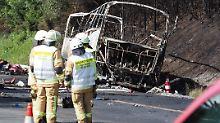"""Busunfall auf der A9: """"Gaffer an den Pranger stellen"""""""