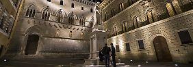 Milliardenhilfe für Krisenbank: Italien darf Monte dei Paschi retten
